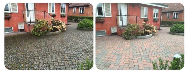 Klinker Terrasse Stunning Terrasse Gartenmbel Klinker With Klinker