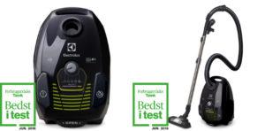 Støvsuger test | Se de 6 Testvindere her | BOLIGJOURNALEN